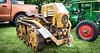 1057 Huttenwark Mittelstadt A9 crawler with Sachs 10hp diesel engine