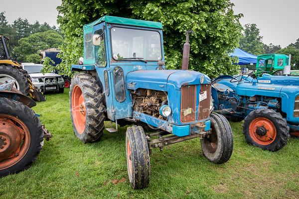 SWF 439 1957 Fordson Major E1A