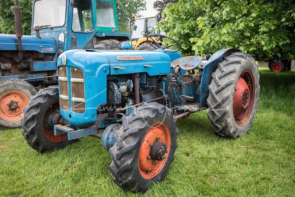 4WD Fordson Dexta
