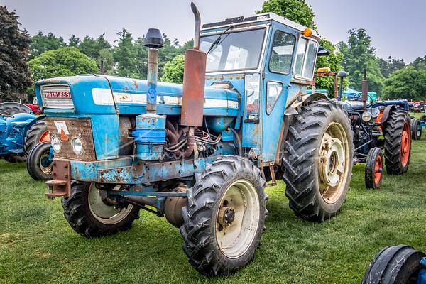 XTU 240E 1968 Roadless Ploughmaster