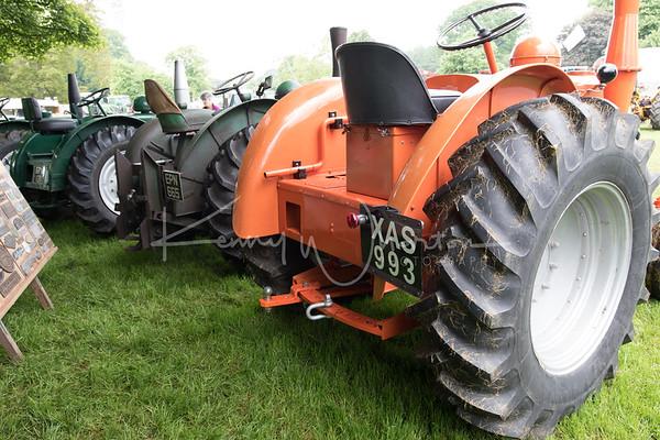 XAS 993 Field Marshall tractor