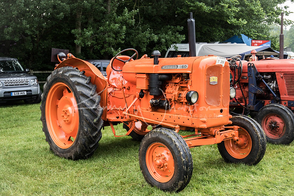 HPW 710D 1963 Nuffield 460