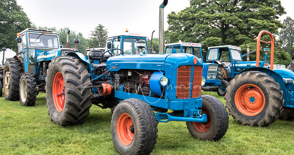 487 GHN 6 Cyl. Fordson Major