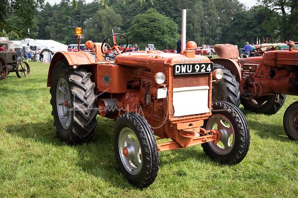 DWU 924 1939 Allis-Chalmers Model U