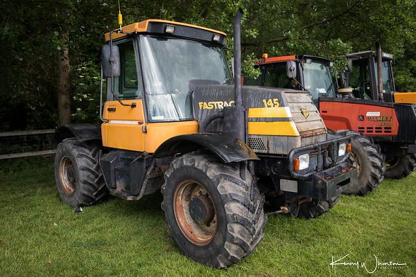 J652 MHA JCB Fastrac 145 1991