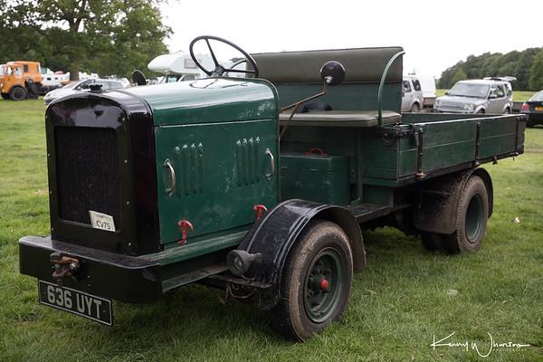 636 UYT Reliance FWB 1956