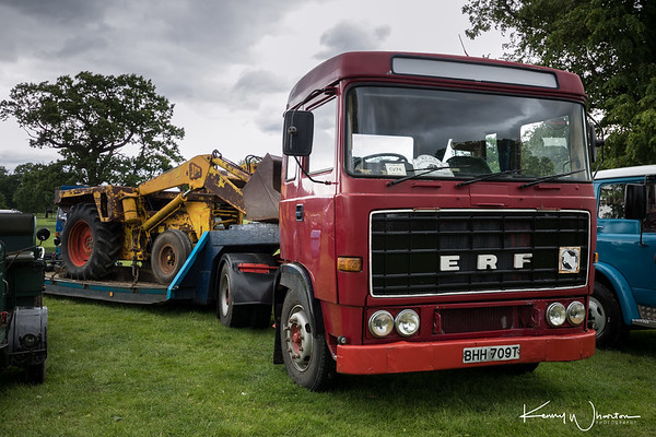 BHH 709T ERF B Series 1979