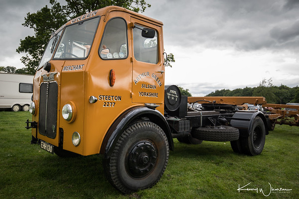 EHH 130 Leyland Beaver 1950