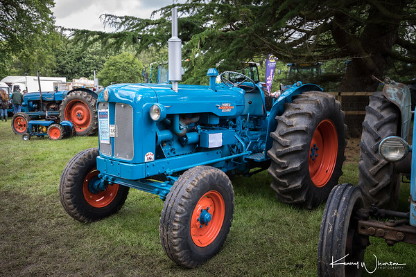 RJR 59 Fordson Power Major 1960
