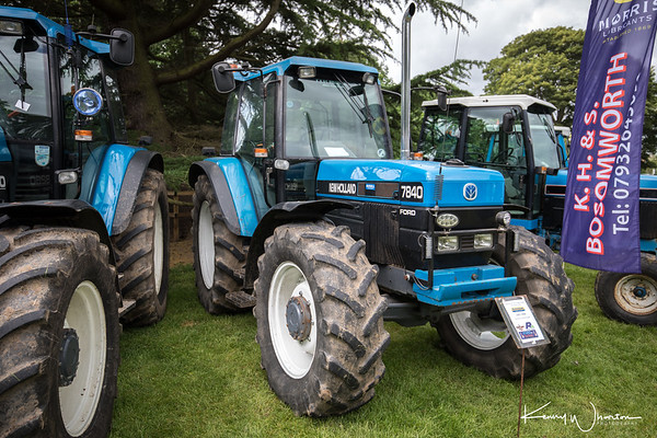 P653 YHG 1991-1994 New Holland 7840