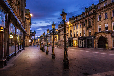 Grey Street @ Dawn  by Lang Shot Photography (1 of 1)