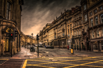 Grey Street Newcastle