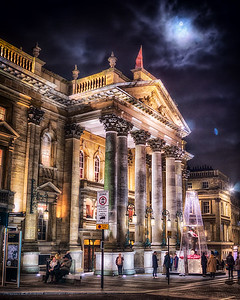 Theatre Royal Moon by Lang Shot Photography
