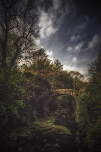 Jesmond Dene Bridge