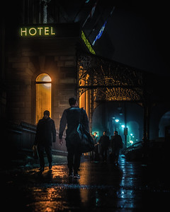 Hotel  by Lang Shot Photography