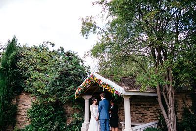 Arielle and Richard Wedding