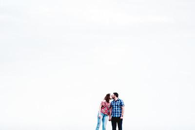 Ashley and Eric