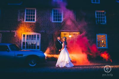 Rachel + Dean Solton Manor Wedding