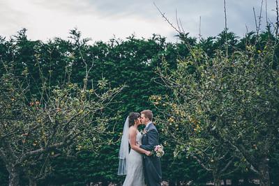 Josie and Matt Winters Barns Wedding