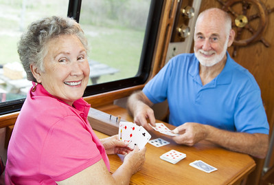 RV Seniors - Playing Cards