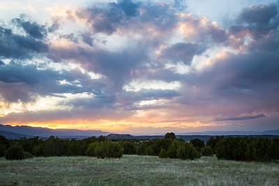 Front Range Sunset