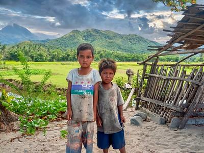 Abra de Ilog, Mindoro Island, Philippines.