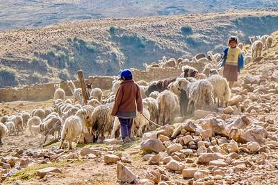 Rural Peru.