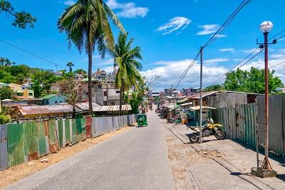 Sabang Village, Puerto Galera, Philippines