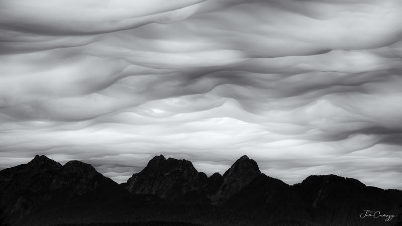 Clouded Peaks 03.08.2020 Redo
