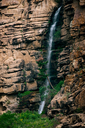 Black Canyon Waterfall