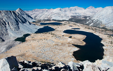 Humphrey Basin from Above