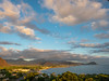 Evening Moonrise over Leeward Side of Oahu, HI