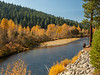 Autumn Scene, Middle Fork Feather RIver