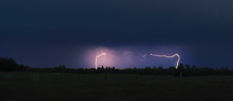 1st Lightning photo