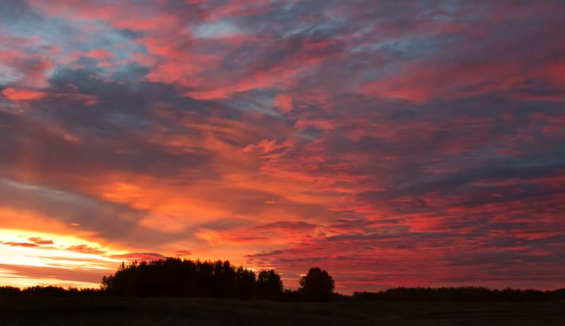 Tawatinaw sunrise