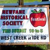 Newfane Historical Society Apple Blossom Festival, 2009