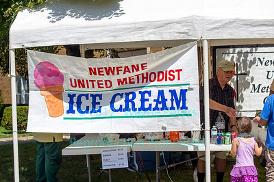 Newfane Town Celebration, August 18, 2012 in Newfane, NY