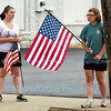 Funeral Procession for PFC Chris Heinz, July 22, 2013 in Newfane, NY.