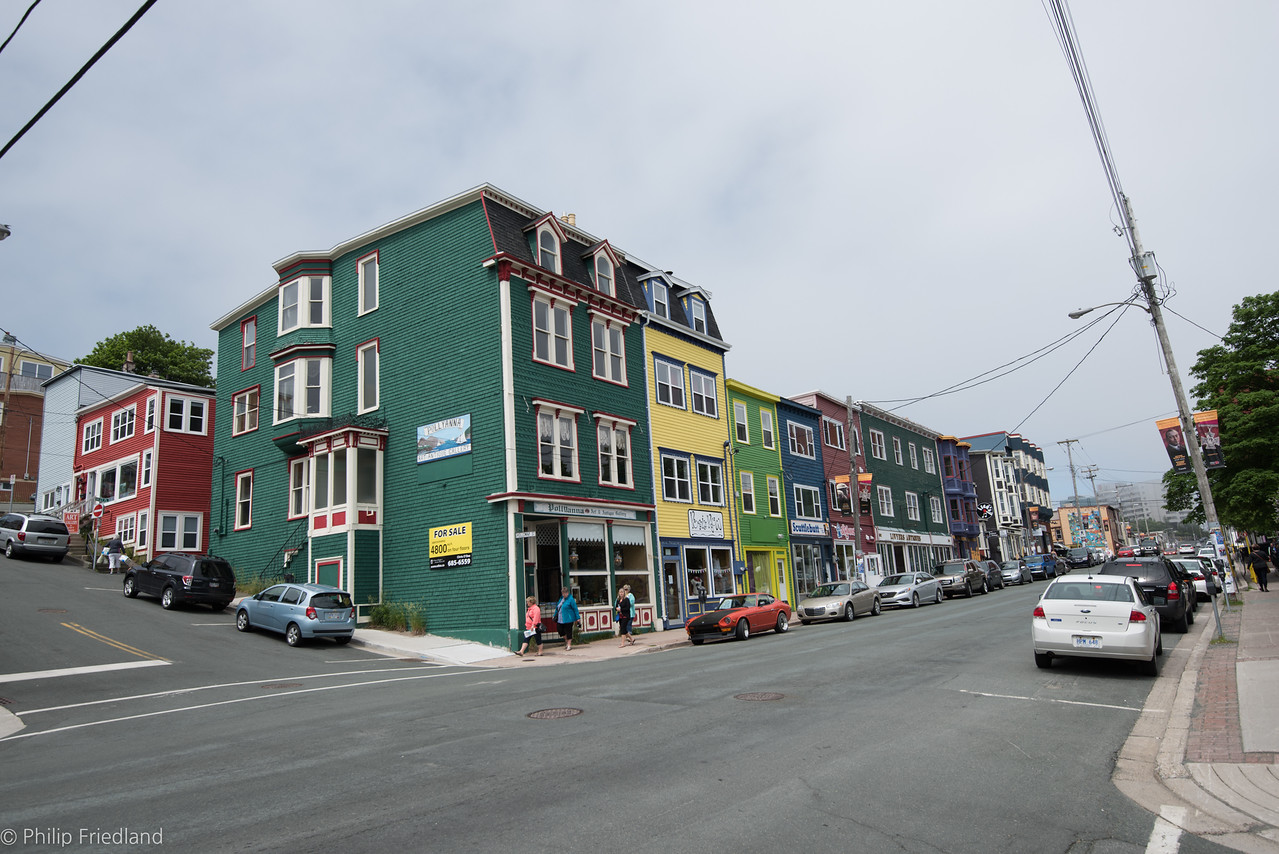Downtrown St Johns