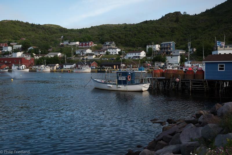 Petty Harbor-between St Johns and Bulls Bay