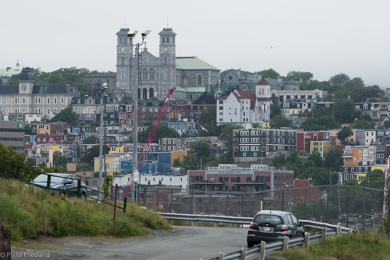 St Johns, Back From Cape Spear