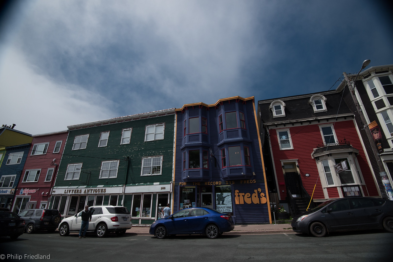 Downtown St Johns