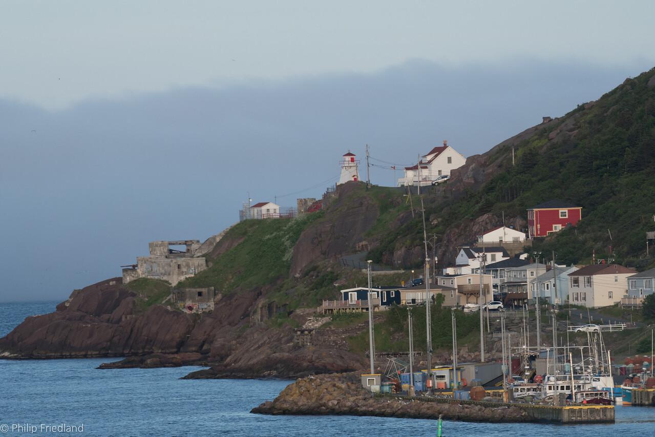 Signal Hill lighthouse