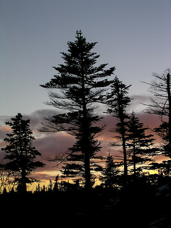 Sunset, Freshwater Bay, Newfoundland