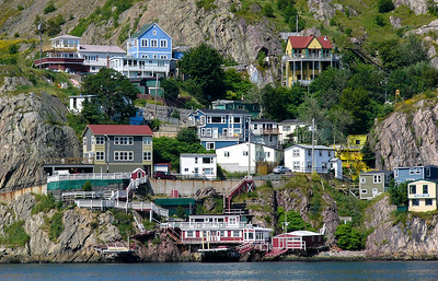 Battery, St. John's, Newfoundland