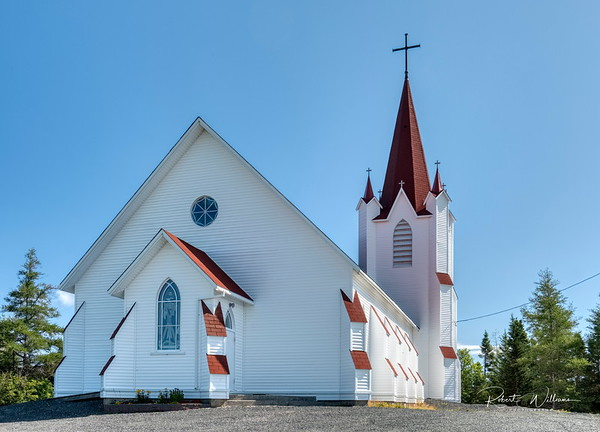 St. Alban's Anglican Church, Burnside, Newfoundland