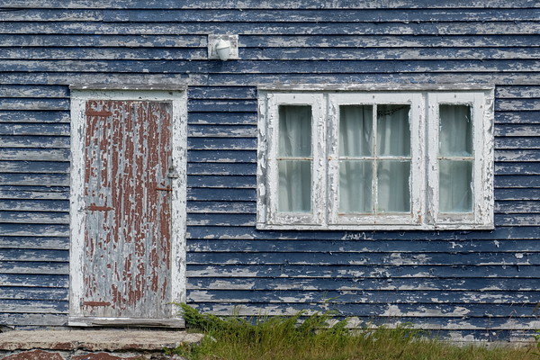 Abandoned House, Burnside Newfoundland.
