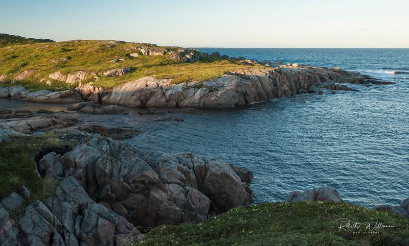 The Entrance to Oram's Cove, Greenspond Island
