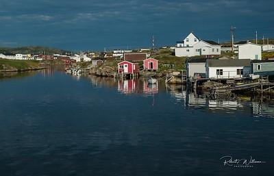 Greenspond harbour