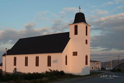 St. James Anglican Church, Pool's Island